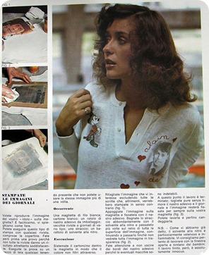 trasferire le immagini di giornali, riviste e fotografie (2)