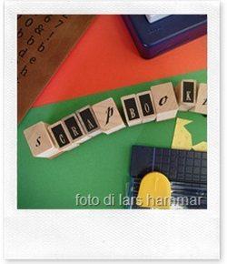 Scrapbooking: il meglio in Italia (secondo me)
