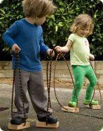 Giocattoli DIY, idee e riciclo sul blog di un papà
