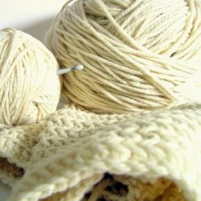 Al lavoro con la lana d'Abruzzo di Roberta