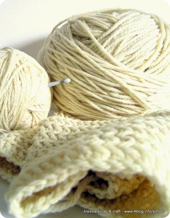 Al lavoro con la lana d'Abruzzo