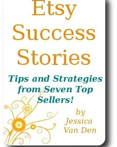 Etsy Success Stories, un ebook per scoprire tutti i trucchi di etsy