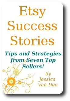 Etsy Success Stories, un ebook per scoprire tutti i trucchi di etsy