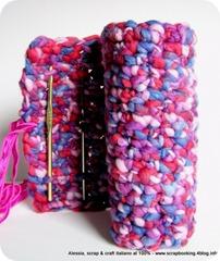 portauncinetti (o matite) a crochet