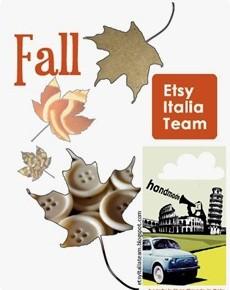 Etsy Italia Team, pronto il catalogo autunno 2010