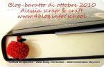 Blog-baratto di ottobre con le mele!