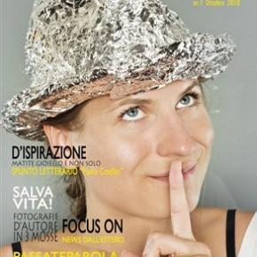 Chapeau News, micro rivista online interessante!