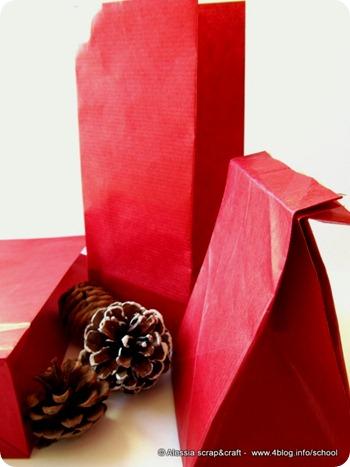 Buste e sacchetti per i regali fatti con la carta craft for Sacchetti di carta fai da te