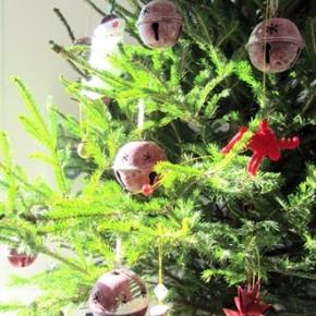 Finalmente primi preparativi di Natale