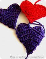 Crochet per San Valentino e non solo