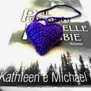 Cuori imbottiti a crochet, è la volta del viola!
