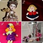 Su MH è sempre Natale: bambole