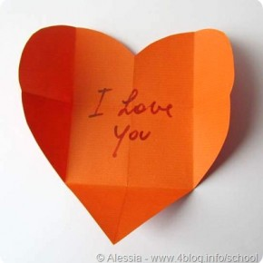 14 febbraio 2011: I love you