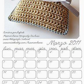 Marzo 2011, il calendario da stampare di TUC
