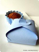 Tutorial e template per una Cupcake Box