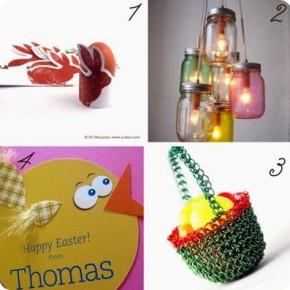 Idee per decorazioni di Pasqua da Etsy