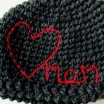 Festa della mamma: baby berrettino a crochet