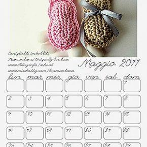 Maggio 2011, nuovo mese del calendario di TUC