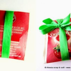 Vendere craft: eco packaging con bustine di the