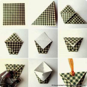 Vendere craft: eco packaging con l'origami