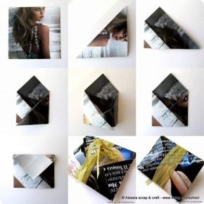 Eco Packaging: altra bustina origami velocissima