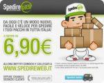 Vendere craft: SpedireWEB scalza Poste Italiane