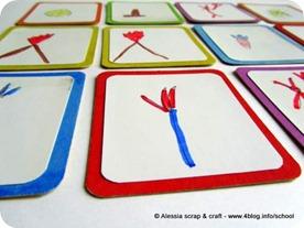 Lavoretti bambini: tutorial gioco memory faidate