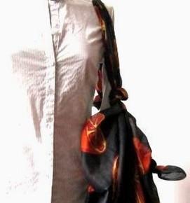 Furoshiki: borsa modello OLIVIA con arance