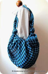 Giveaway a luglio con le borse furoshiki