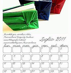 Calendario di TUC di luglio in ritardo!