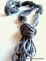 Per fare una bella collana basta della corda?