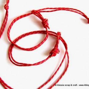 Guinzaglio e collare tutto-in-uno fatto di corda