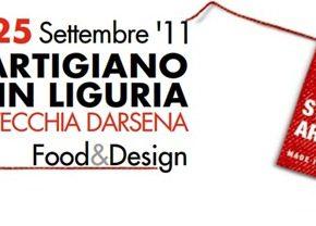 Stile Artigiano, Savona 23-24-25 settembre 2011