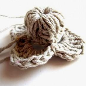 Esperimenti a crochet: una ninfea in 3D