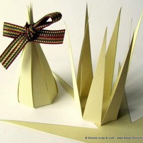 -50 giorni a Natale: la scatolina per piccoli regali