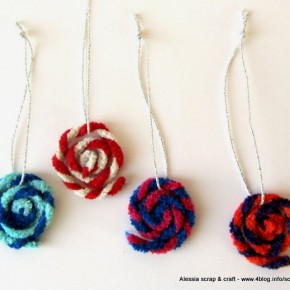 -50 giorni a Natale: palline lollipop di nettapipe