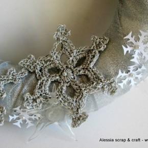 -50 giorni a Natale: la ghirlanda invernale