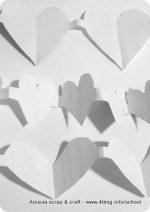 Cuori di carta per San Valentino