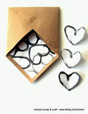 Ancora bustine origami con sorpresa a tema