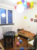 Bambini: palloncini per la festa di compleanno
