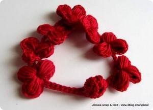 Craft Contest #1, punti nuovi a crochet