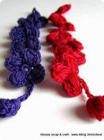 Dopo i quadrifogli ecco che arrivano i trifogli a crochet