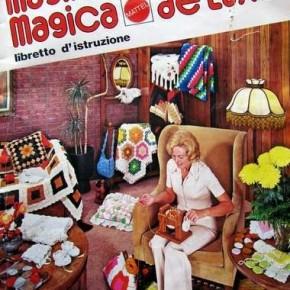 Libretto di istruzioni Maglieria Magica Deluxe