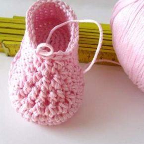 Finito il prototipo delle scarpine unisex neonati