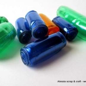 Esperimenti con il PET delle bottiglie