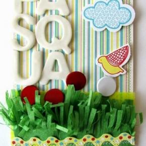 Card di Pasqua in collaborazione con Pretty Kit
