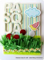 Card di Pasqua in collaborazione con Pretty Kit