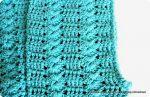 In lavorazione pattern per gilet estivo a crochet