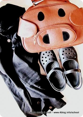 Appunti di moda: arrivata la mia borsa-maiale comprata GRATIS