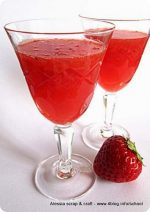 Cocktail di frutta analcolico per bambini